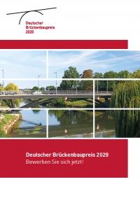 Deutscher Brückenbaupreis 2020 Einladung zur Teilnahme